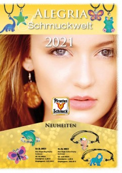 Alegria-Schmuck Katalog kostenlose Zusendung