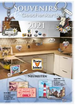 Souvenir & Geschenkartikel Katalog- kostenlose Zusendung