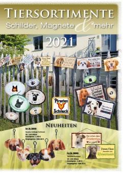 Tierartikel Katalog -  kostenlose Zusendung