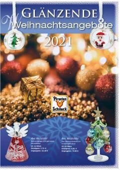Weihnachtsartikel-Katalog  kostenlose Zusendung
