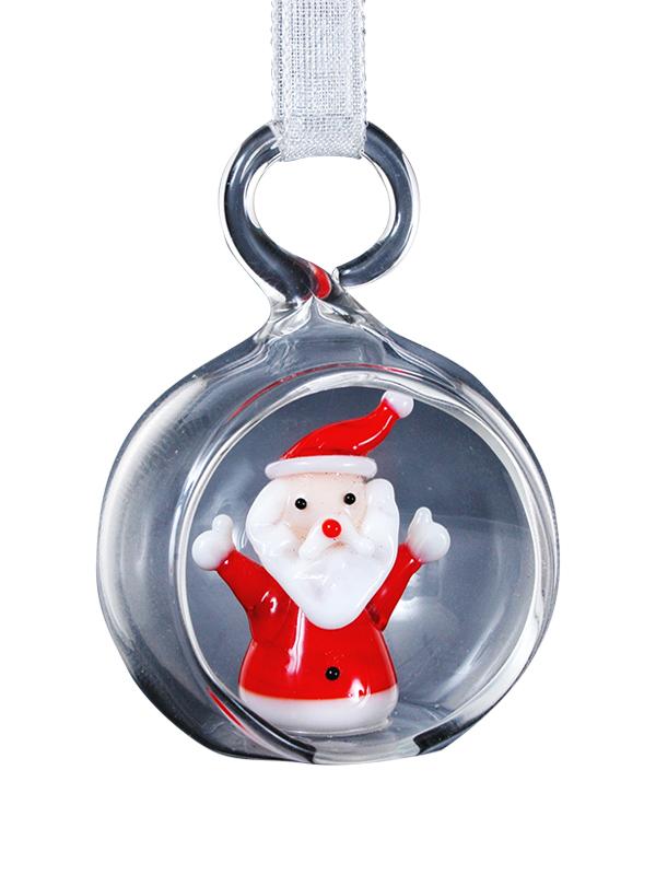 Mini Weihnachtskugeln.Pfronten Schmuck Glas Mini Weihnachtskugeln 4cm Drei Motive