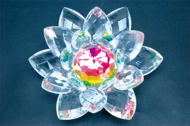 Oxid surf and kite shop large crystal lotus flower 6 pcs large crystal lotus flower 6 pcs mightylinksfo